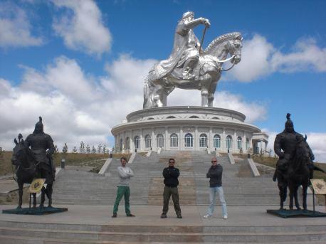 Mongolia beeld